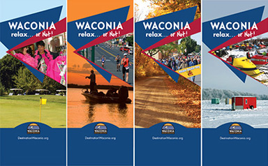 Waconia Tourism event banners